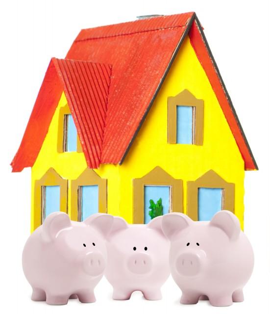 La maison des 3 petits cochons