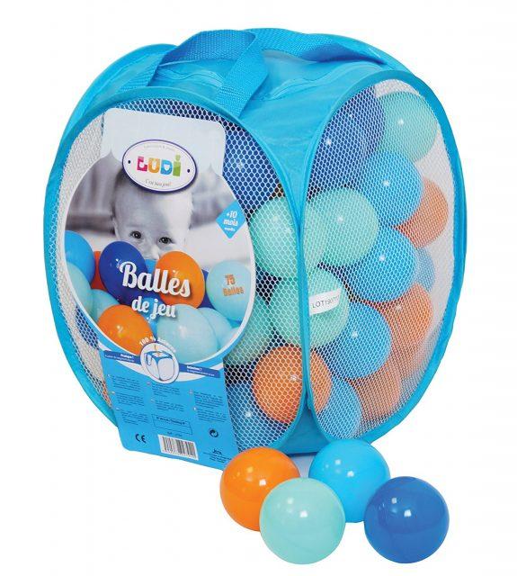 Balles de jeu pour maison enfant