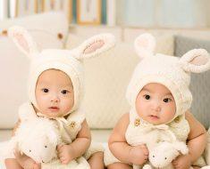 Choisir la poussette double de vos jumeaux