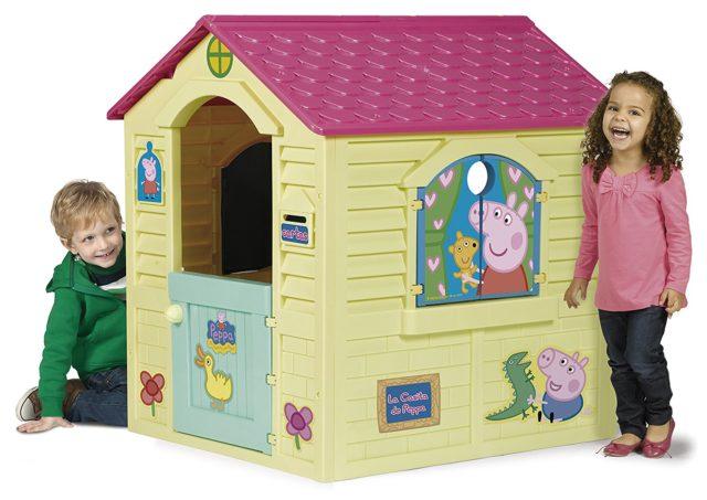 Maison plein air Pegga pig